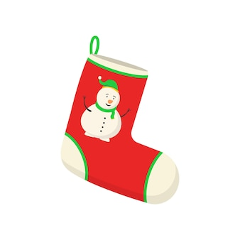 Bas chaussettes de noël autocollants de conception de nouvel an pour noël suspendus décorations de vacances cadeaux