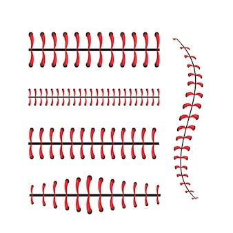 Baseball professionnel de sport et de jeu
