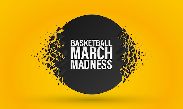 Basketball march madness