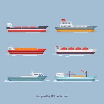 Bateaux de cargaison