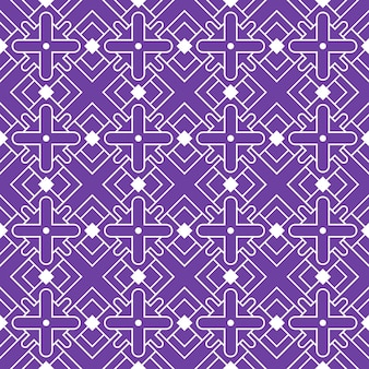 Batik modèle sans couture