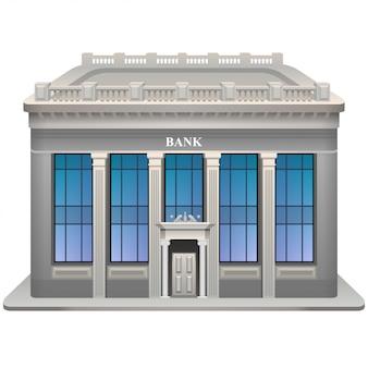 Bâtiment de la banque