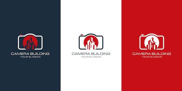 Bâtiment de caméra