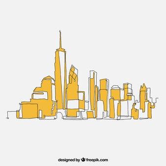 Bâtiments de la ville résumé