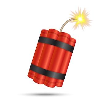 Bâton de bombe dynamite