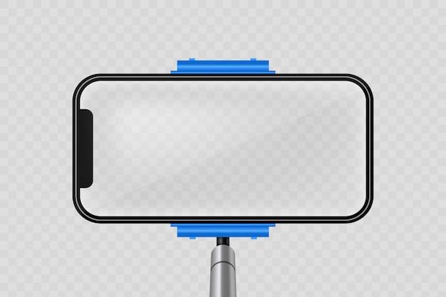 Bâton de selfie monopode