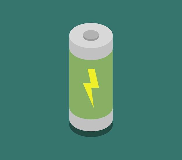 Batterie isométrique
