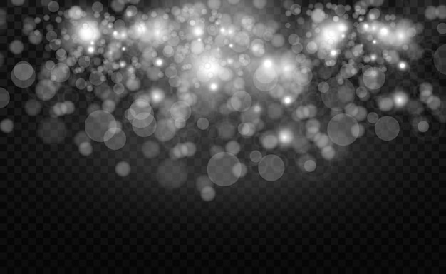 Beau fond de beaucoup de reflets brillants.