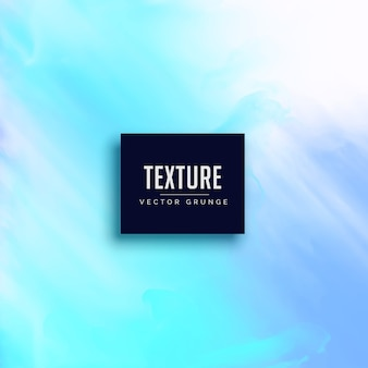 Beau fond de texture aquarelle bleu clair