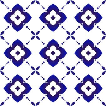Beau motif de batik