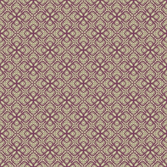 Beau motif violet vert