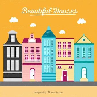 Beaux bâtiments