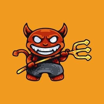 Bébé diable
