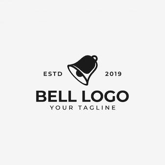 Bell, modèle de conception de logo de notification