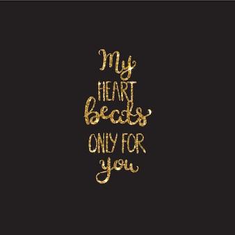 Belle citation amoureuse