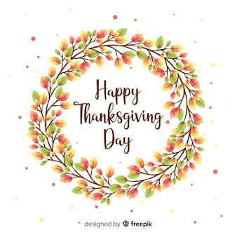 Belle composition pour le jour de thanksgiving