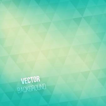 Belle fond turquoise géométrique