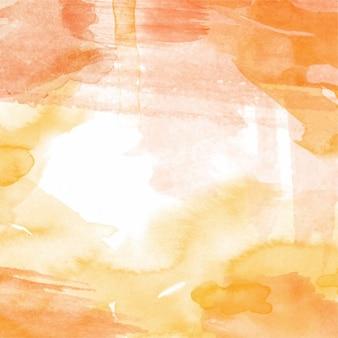 Belle main aquarelle peinte fond