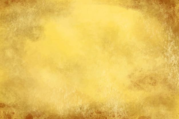 Belle texture d'une peinture dorée