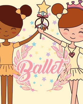Belles ballerines