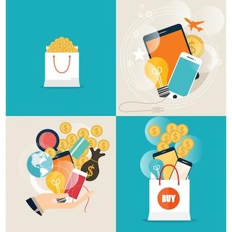 Bénéfices de la boutique en ligne