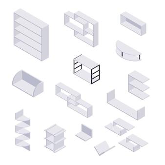 Bibliothèque isométrique