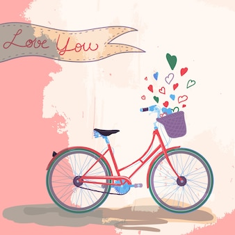 Bicycle vous aime