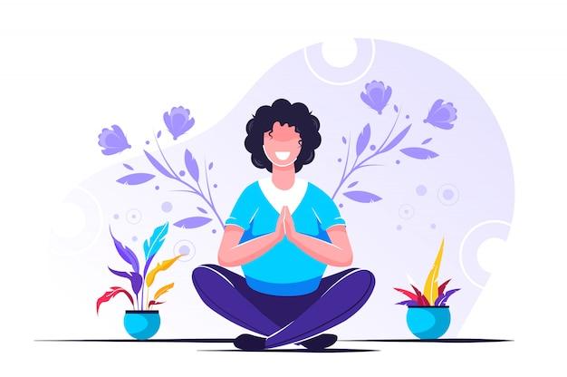 Bienfaits du yoga sur la santé du corps, de l'esprit et des émotions
