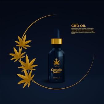 Bienfaits pour la santé de l'huile de cbd