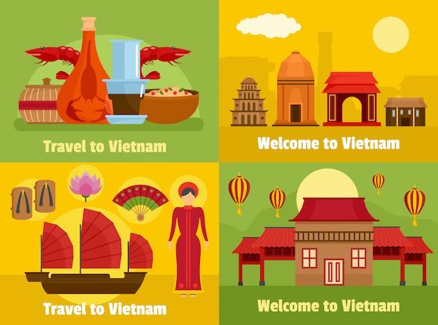 Bienvenu au vietnam