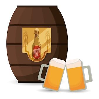 Bière artisanale de qualité supérieure