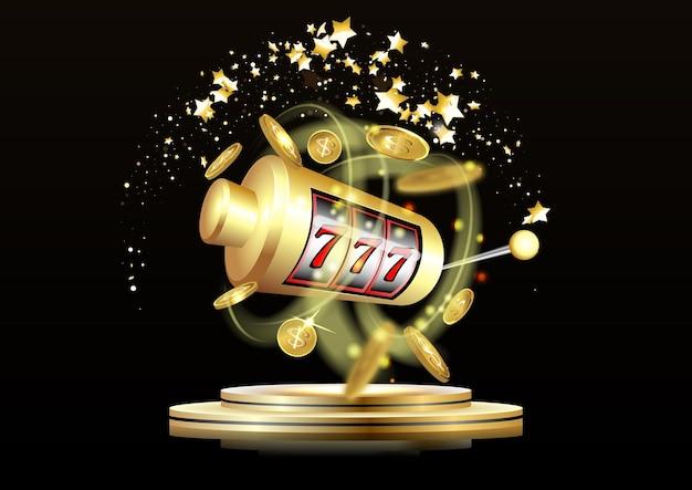 Big win slots 777 casino de bannière.