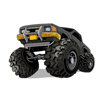 Bigfoot offroad