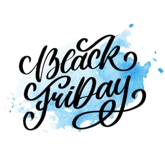 Black friday dessins calligraphiques éléments de style rétro vintage ornements vente, lettrage de liquidation