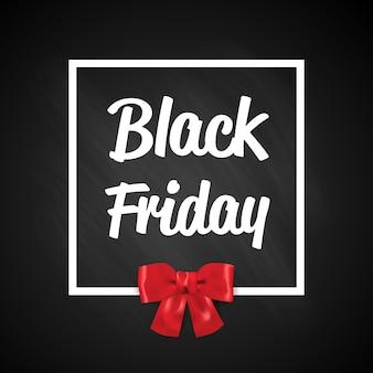 Black friday offre spéciale super vente bannière carrée