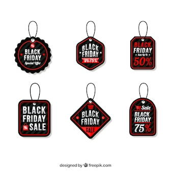 Black friday specials collection tag