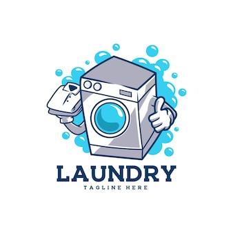 Blanchisserie vêtements propres nettoyage domestique