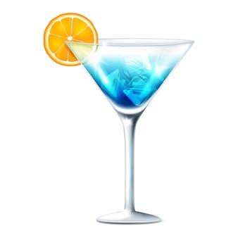 Bleu cocktail