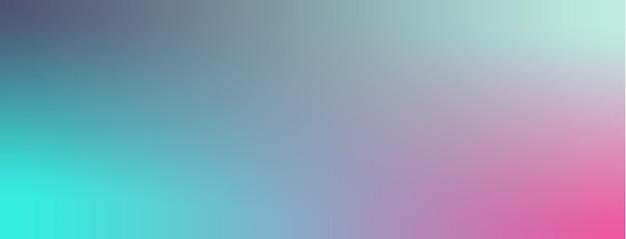 Bleuet, rose vif, cyan, tiffany bleu dégradé fond d'écran illustration vectorielle de fond .