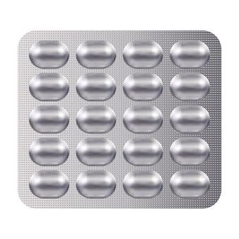 Blister de pilules.