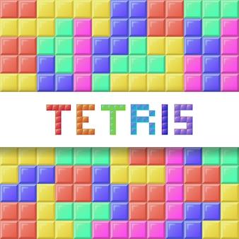 Bloc tetris