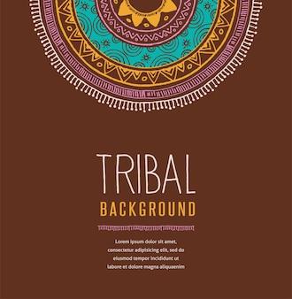 Boho, ethnique, tribal et indien.
