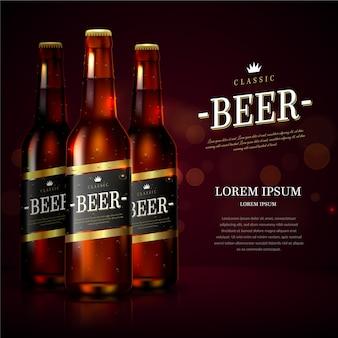 Boire un concept commercial