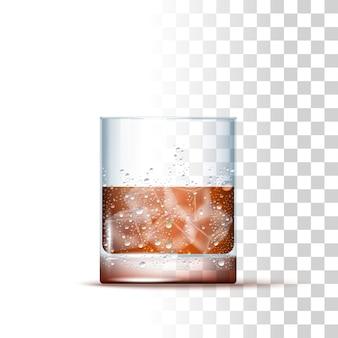 Boisson alcoolisée au whisky