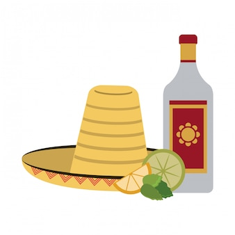 Boisson mexicaine tequila