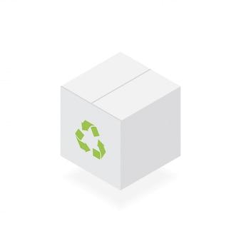 Boîte conservatrice blanche