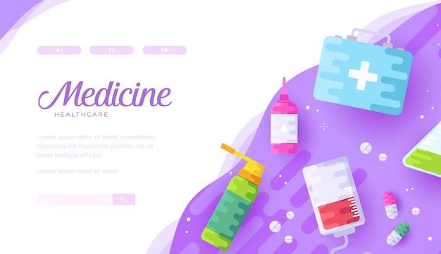 Boîte de pharmacie