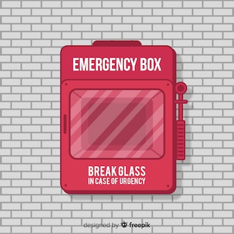 Boîte d'urgence