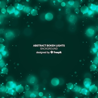 Bokeh abstrait lumières bakground