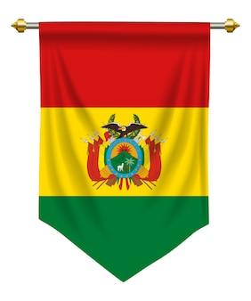 Bolivie pennant